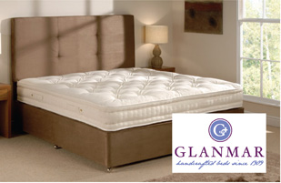 Glanmar bed - handcrafted since 1909